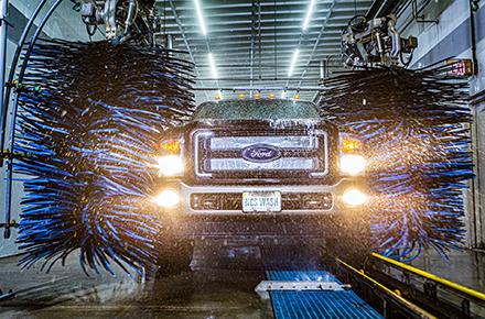 MacNeil: Car Wash Equipment Manufacturer